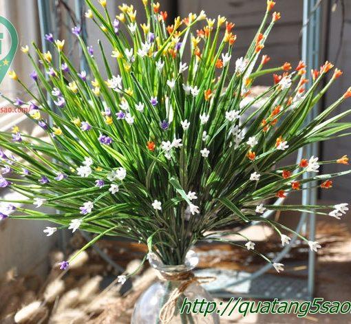 Hoa giả trang trí đẹp giá rẻ