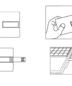 USB qua tang USB gia re Mau 09 04