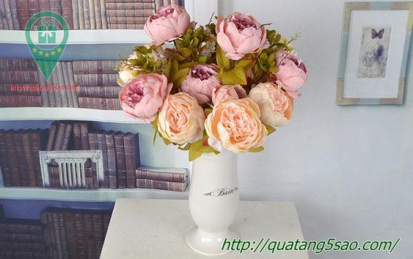 Hoa giả đẹp giá rẻ