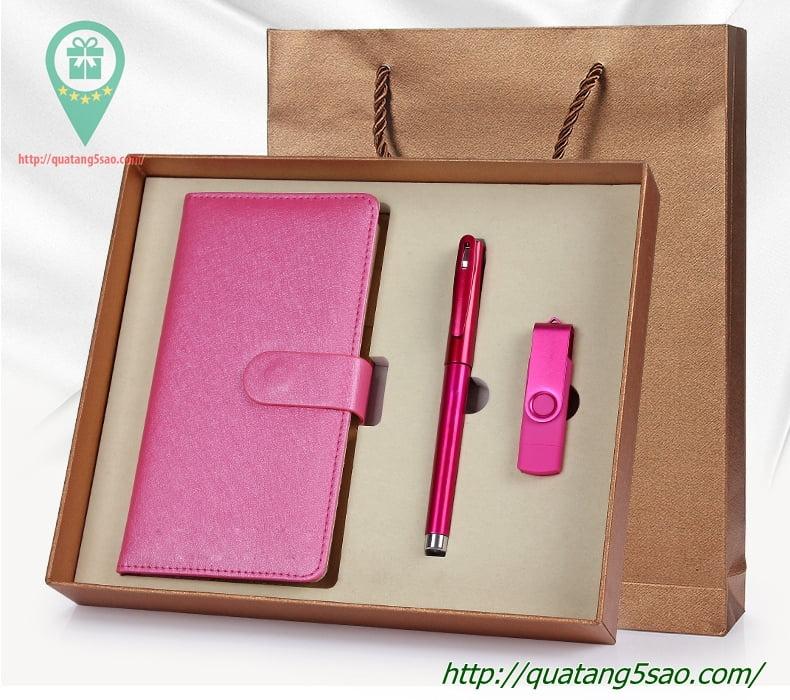 Set quà tặng chất lượng cao dành cho doanh nghiệp